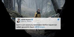 Erdoğan'ın 'Sosyal Medya' Açıklamasına Meral Akşener'den Cevap: 'Dark'ı Bitirmeden Kapatırsan Gücenirim'
