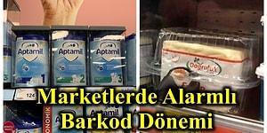 Çikolata, Beyaz Peynir, Prezervatif ve Hatta Bebek Maması! Süpermarketler Bazı Ürünlere Neden Alarmlı Barkod Takıyor?
