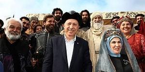 Birinci Twitter Harbi: Erdoğan 'Biz Dizi Çevirmiyoruz' Dedi, Akşener Görselli Yanıt Verdi