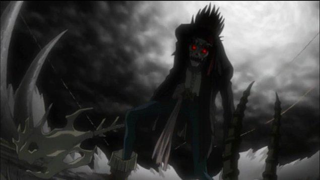 Kendisini Death Note'tan tanıdığımız Shinigami!