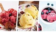 Sıcaklardan Bunalanlar İçin Yaz Aylarına Katkısız ve Doğal Buz Gibi 13 Meyveli Dondurma