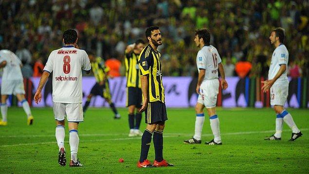 1. 2009 - 2010 Sezonu / Fenerbahçe 1-1 Trabzonspor