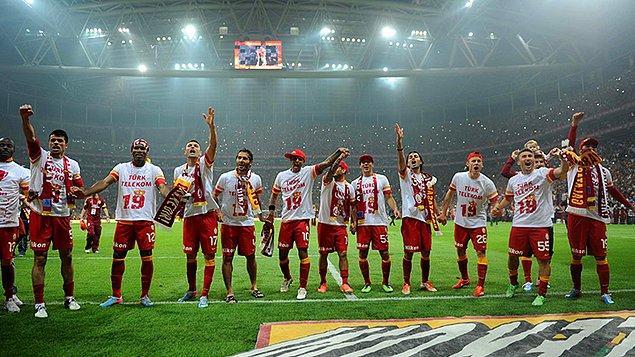 4. 2012 - 2013 Sezonu / Galatasaray 4 - 2 Sivasspor