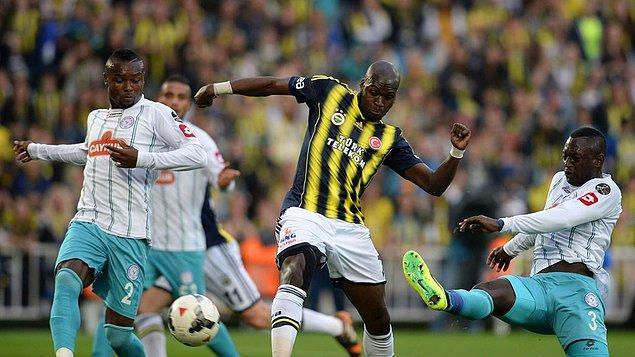 5. 2013 - 2014 Sezonu / Fenerbahçe 0 -0 Çaykur Rizespor