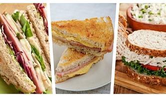 Sandviç Severler Bu İçeriğin Altında Toplanıyoruz! Tam Size Göre 15 Sandviç Tarifi