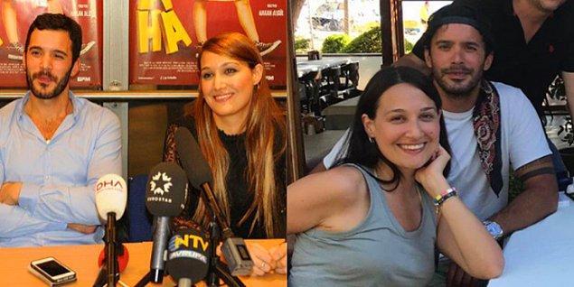 Deliha filminde rol arkadaşı olan Barış Arduç ile Gupse Özay çifti 2014 yılında aşk yaşamaya başlamıştı. O günden beri de hala birlikteler.