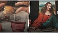 """Leonardo da Vinci'nin Ünlü Tablosu """"Son Akşam Yemeği""""ni Artık Detaylı Bir Şekilde İnceleyebilirsiniz!"""