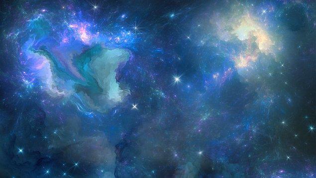 5. Evren o kadar geniştir ki, gece gökyüzüne baktığınızda aslında geçmişe bakıyorsunuzdur.