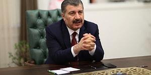 Sağlık Bakanı Koca: 'Yoğun Bakım Hasta Sayısında Devam Eden Bir Artış Var'