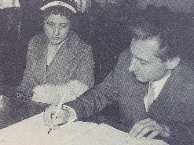 Tanıştıktan kısa bir süre sonra 1954 yılında yüksek mühendis unvanına sahip olan Mehmet Erbil ile evlendi. Tanıştıklarında Leyla henüz üniversite son sınıftaydı.
