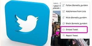 'Twitter'da Paylaşmış Olduğum Tweetler Benden İzin Alınmadan Kullanılabilir mi' Sorusunu Yanıtladık
