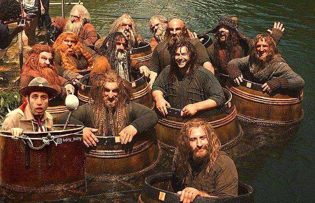 13. Hobbit'in yahnisi meşhur olur.