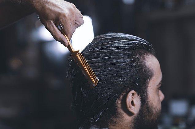 2. 'Saçlarım neden oluk oluk dökülüyor?'