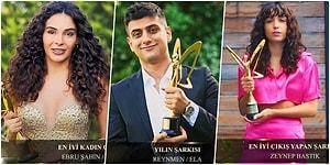 Altın Kelebek Geç de Olsa Sahiplerini Buldu! İşte Yılın Ödüllerini Kazananlar