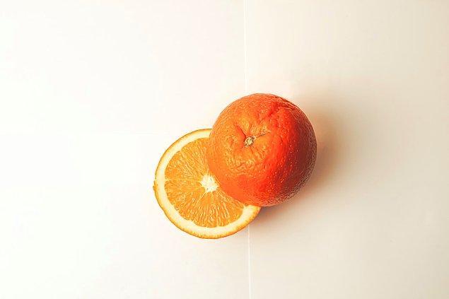 Beslenme düzeninize içinde C vitamini olan besinler ekleyin.