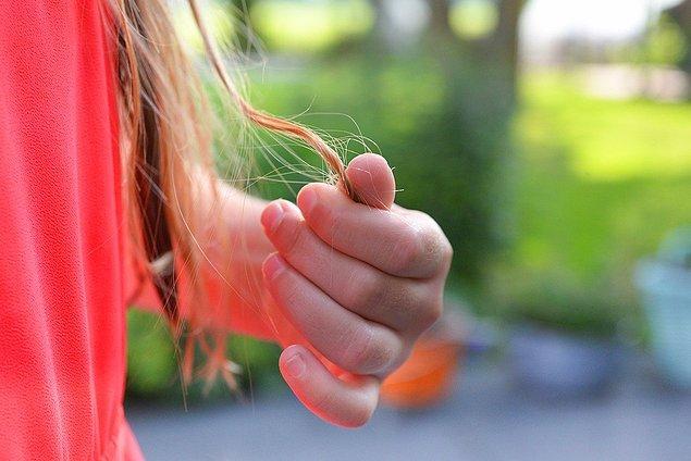 3. Peki saçlarımız birbirine neden dolanır?