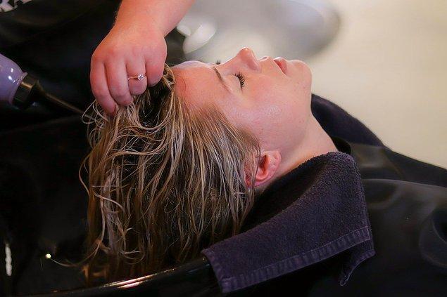 6. 'Şampuan kullanmak saça gerçekten zarar verir mi?'