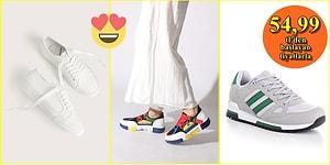 Gelen Zamlara Sinirlenip Ağlayanlara Özel 200 TL'yi Geçmeyen Rahat mı Rahat 21 Spor Ayakkabı