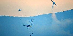 Bakan Pakdemirli: 'Tarihi Gelibolu Yarımadası'ndaki Orman Yangını Kontrol Altına Alındı'