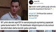 Aşk101'deki Ortalığı Karıştıran Osman Karakterinin Gerçekten Eşcinsel Olduğu Ortaya Çıktı!