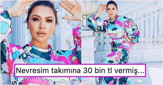 1. Kıyafetlerine neredeyse bir servet ödeyen Hadise'nin son kıyafeti, sosyal medyadan nasibini aldı!