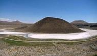 Masmavi Suyu ve Kuş Türleri Vardı: 'Dünyanın Nazar Boncuğu' Meke Gölü'nde Bir Damla Su Kalmadı