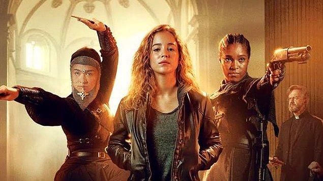 Sadece ilk sezonu yayınlanan dizinin ortalama 40 dakikalık 10 bölümü yayınlandı.