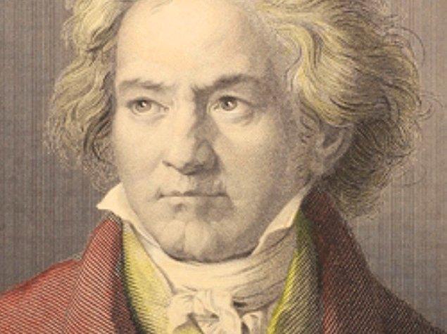 4. Ludwig van Beethoven