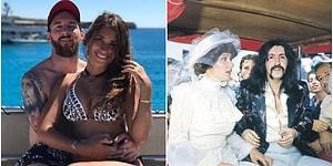Filmlere Konu Olacak Sevdalar: İlk Aşklarıyla Olan  İlişkilerini Evlilikle Taçlandıran Ünlüler