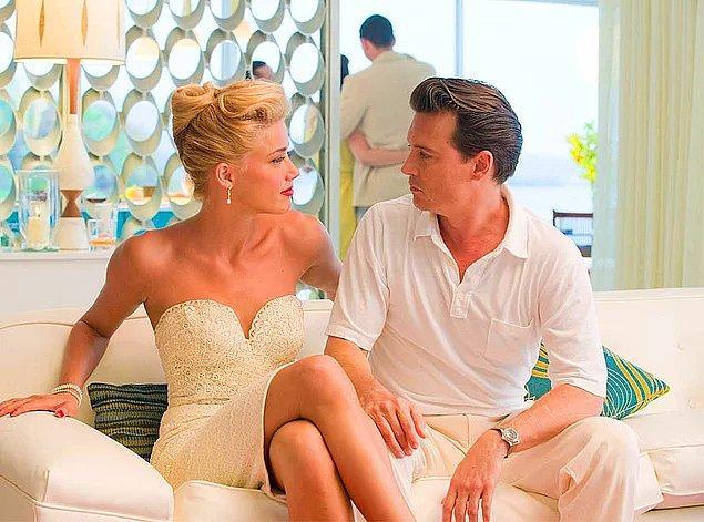 Biliyorsunuz ki Johnny Depp ve Amber Heard ayrıldılar fakat mahkemeleri hala devam ediyor.