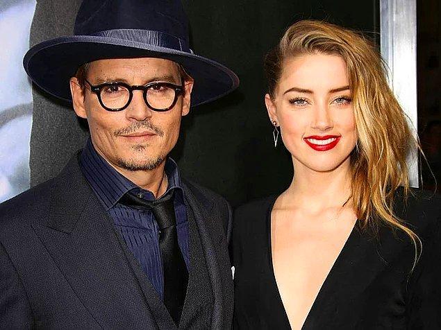 Amber Heard, Johnny Depp tarafından şiddet gördüğünü iddia ederken, Depp mahkemeye farklı dosyalar sunmaya devam ediyor.