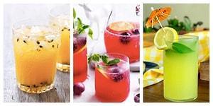 Limonları Toplayıp Gelin! Yaz Meyveleri ile Yapabileceğiniz Buz Gibi 10 Meyveli Limonata Tarifi