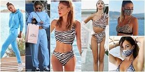 Şeyma Subaşı'nın Yeni Markası Babe Activewear'in Tasarımlarında Birkaç Farklı Markadan Esinlendiği İddia Edildi