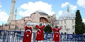 Ayasofya'nın İbadete Açılmasına İlk Tepki Yunanistan'dan: 'Provokasyon'