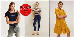 Fiyatlar Yine Düştü! %70'e Varan İndirimle Mango'dan Satın Alabileceğiniz 21 Harika Parça