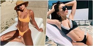 Ünlülerin Bu Mayo ve Bikinilerinden Hangisinin Daha Pahalı Olduğunu Bulabilecek misin?