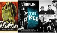 Gerçek Sinema Tutkunları Tarafından Diyaloglar Olmadan da Beğeniyle İzlenebilecek 18 Sessiz Film