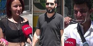 Maske Takmayanlar Bahanelerini Sıraladı: 'Koronavirüse İnanmıyorum, Astımım Olduğundan Takmıyorum'