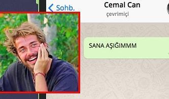 WhatsApp'ta Cemal Can'ı Tavlayabilecek misin?