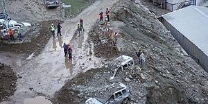 Artvin'de Sel: 1 Kişi Hayatını Kaybetti, Aynı Aileden 3 Kişi Kayıp