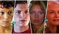 Oyunculuk Kariyerlerine Başladıkları İlk ve Son Filmlerindeki Değişimleriyle Hepimizi Şaşırtmayı Başaran 19 Süper Kahraman
