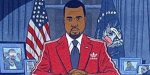 İmkansız Değil: Trump Başkan Seçildiyse Kanye West Aday Olacağı Başkanlıktan Zaferle Çıkabilir mi?