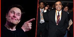 Elon Musk'tan Bile Daha Zengin: Servetine Servet Katıp Dünyanın En Zengin 6. İnsanı Olan Mukesh Ambani