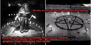 Dünyanın Pek Çok Ülkesinde Çocuklar Kullanılarak Yapılan ve Gerçekliği Kanıtlanmış Satanist Ayinleri