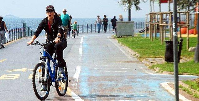 Karaismailoğlu bisiklete olan ilginin artmasını ilişkin ise şu ifadeleri kullandı 👇
