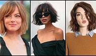 İstediğiniz Modele Bir Türlü Karar Veremiyor Musunuz? İşte Birbirinden Farklı Küt Saç Modelleri