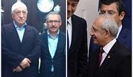 Terör Örgütü Lideri Gülen'i Ziyaret Eden Selvi'nin 'Kılıçdaroğlu FETÖ'yü Aklıyor' Yazısı Gündemde