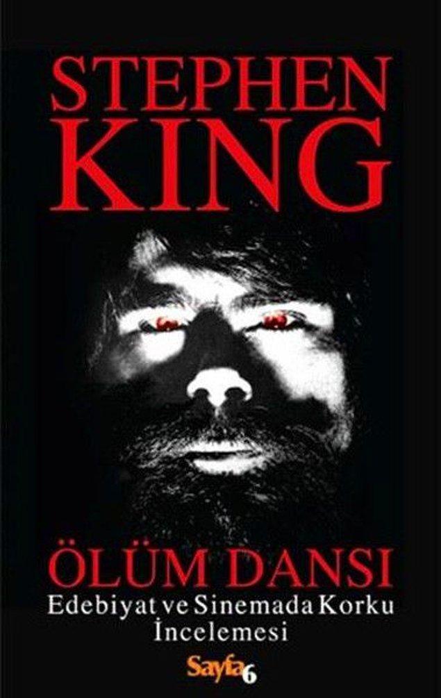 3. Ölüm Dansı, Stephen King