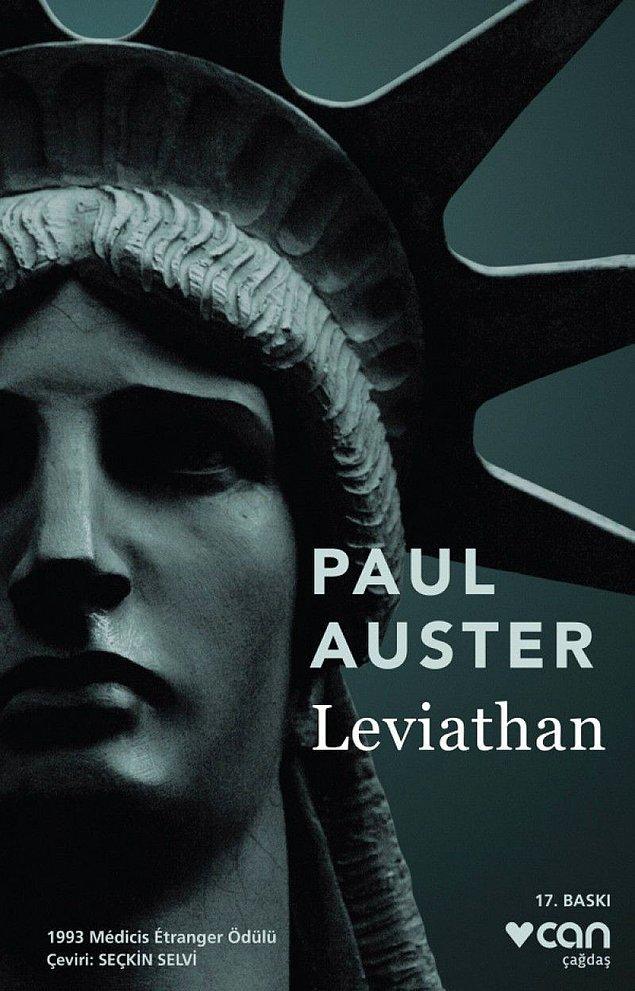 7. Leviathan, Paul Auster