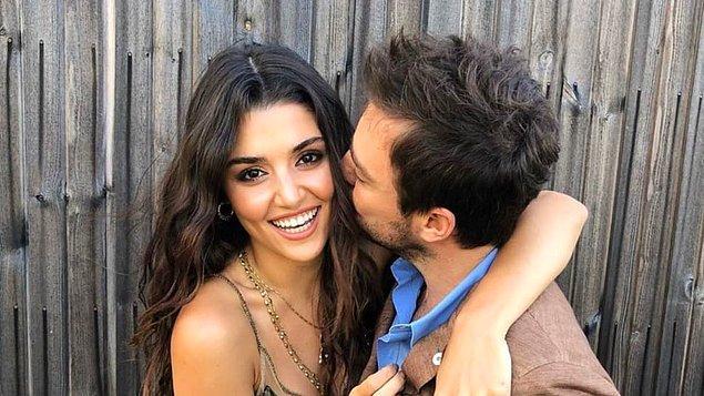 Biliyorsunuz ki, Hande Erçel ve Murat Dalkılıç'ın uzun süredir herkesi kıskandıran mutlu bir ilişkileri vardı.